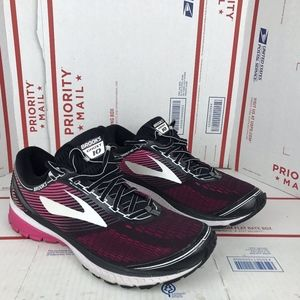 Brooks Womens Ghost 10 Shoes B067 Size 11.5